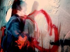 GRAFFITI (ivanrana11) Tags: animal bar canon rebel calle agua dj grafitti gente bajo edificio centro luna retro sexo perros fuego fotografia idiota chulo sangre policia fotografo ventilador personaje grifo lujuria cochino adiccion xti