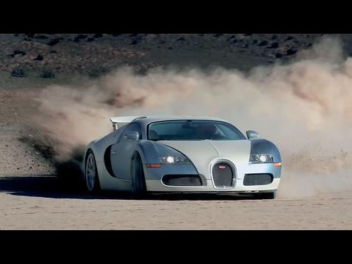 Bugatti Veyron max speed