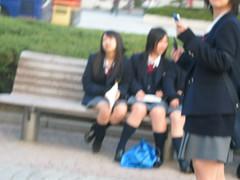 Blur Jap Schoolgirls