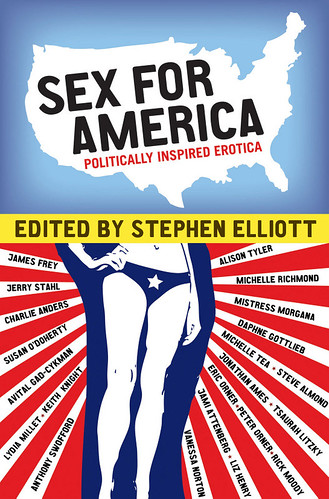 Stephen Elliott's Sex for America: Politically Inspired Erotica