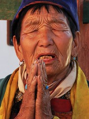 PRAYING WOMAN II