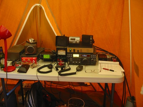 """VHF Field station on 6m 2m 70cm ssb • <a style=""""font-size:0.8em;"""" href=""""http://www.flickr.com/photos/10945956@N02/2095479456/"""" target=""""_blank"""">View on Flickr</a>"""