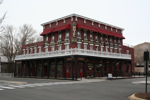 St Charles Hotel / Firkin and Fox Pub