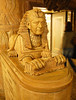 Mohamed Sphinx (Paul Saxton) Tags: food london sphinx memorial egypt harrods egyptian mohamedalfayed