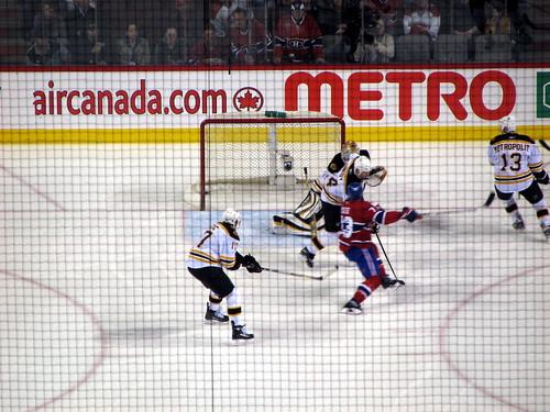 Canadiens' Goal #2 - 3 of 4