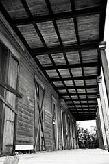 Veranda (Corey Ann) Tags: abandoned home louisiana historic plantation arabi lebeauplantation lebeau