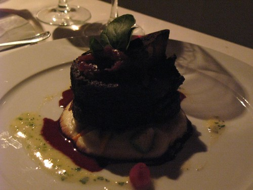 Resto Week Short Rib Entree at Blanca