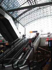Rolltreppen (SteffenKahl) Tags: berlin germany hauptbahnhof mitte moabit