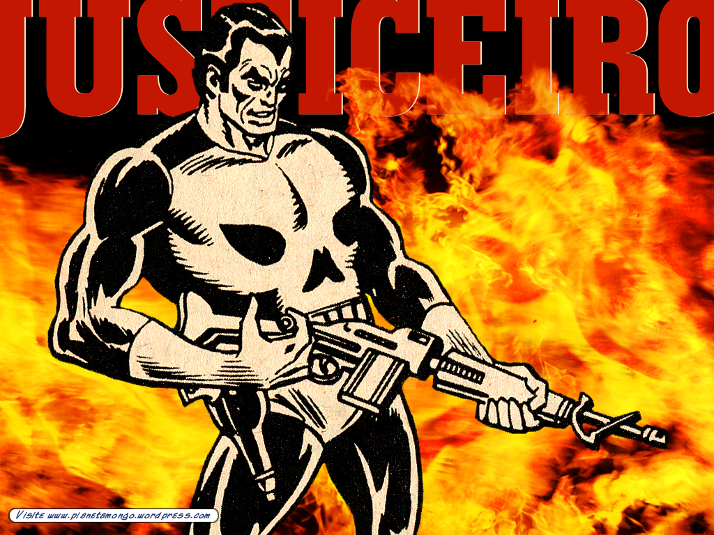 Parede Do Justiceiro Punisher O Controvertido Personagem Da Marvel Que