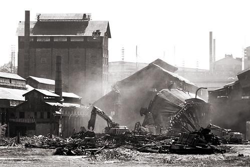 Bethlehem Steel.