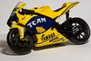 Yamaha de Valentino Rossi miniatura
