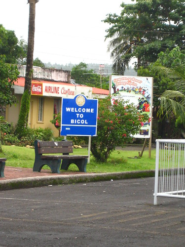 Welcome to Bicol