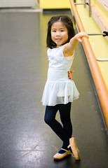 Post Ballet Class Posing (arkworld) Tags: ballet jessie ballerina balletclass public4now
