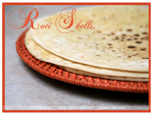 Roti Shells