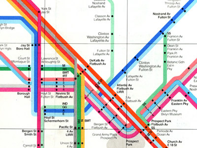 Nyc Subway Map Jpeg.Rebuilding Place In The Urban Space Nyc Subway Map 1972 Revisited