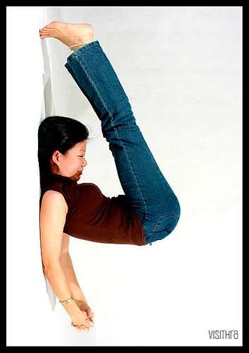 Bend it like Cheryl