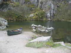 Canoeing at Delaware