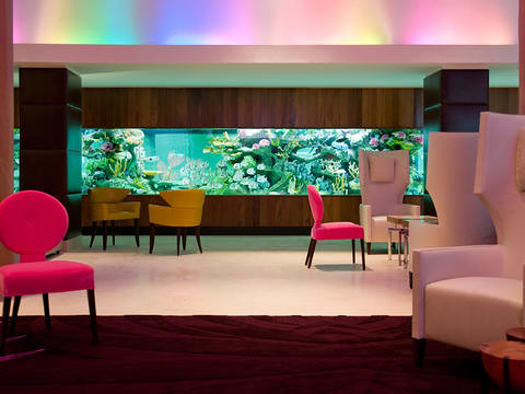 Gansevoort Hotel Interior Design
