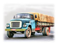 Caminho (Mauricio Portelinha) Tags: truck camion caminho lkw lastbil kamion lastebil ivaipor