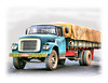 Caminhão (Mauricio Portelinha) Tags: truck camion caminhão lkw lastbil kamion lastebil ivaiporã