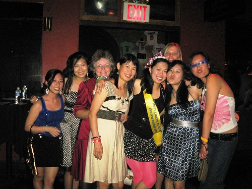 Bachelorette Party - 80s Prom