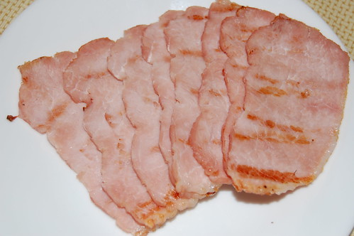 Canadian bacon is really deli ham - NeoGAF