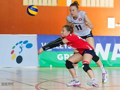 150718_WEVZA_SUI-ESP_120 (HESCphoto) Tags: volleyball schweiz spanien wevza saison1415 damen jugend länderspiel u18 mulhouse centresportifrégionalalsace