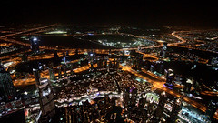 Dubai (Dietmar V) Tags: vereintearabischeemirate vae dubai burjkhalifa burjkhalifabynight dubaibynight