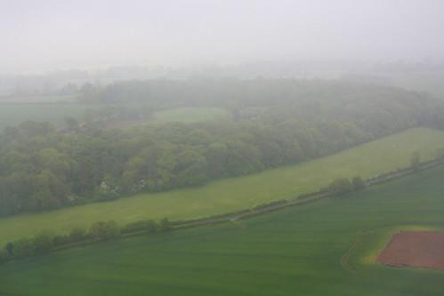 Leszállás Angliában
