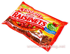 Cranberry Raisinets
