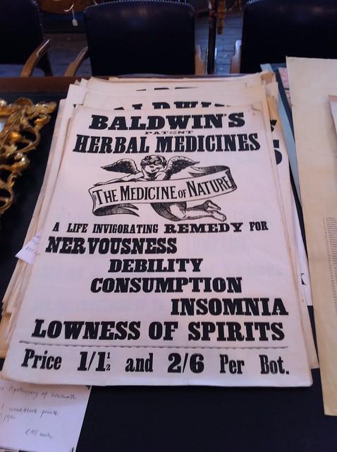 Lassco Baldwin poster