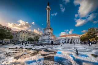 The Heart of Lisbon - (HDR Portugal)