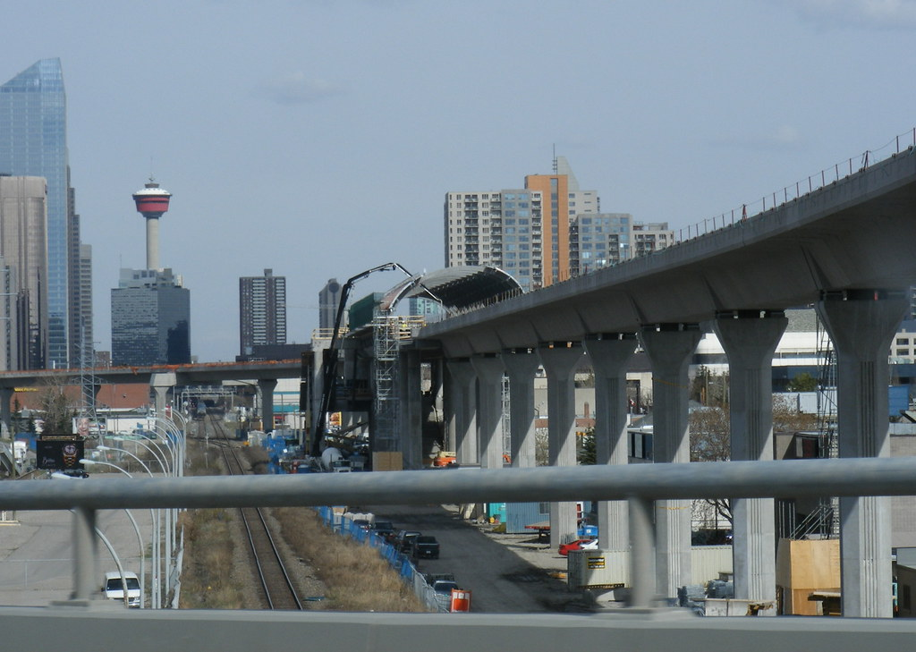 Calgary LRT West and Northeast Extensions | UrbanToronto