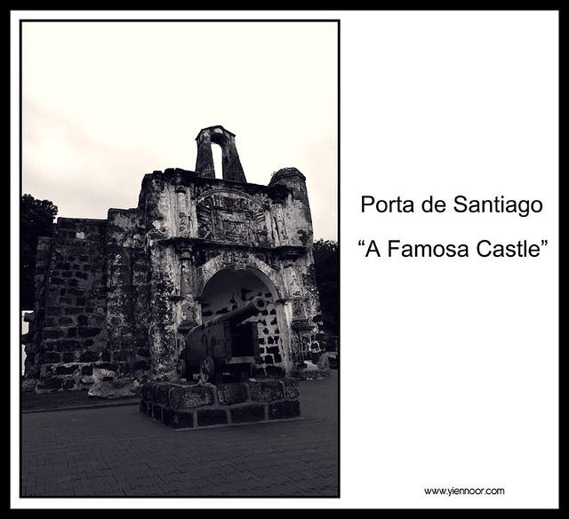 """Porta De Santiago """" A FAMOSA"""""""