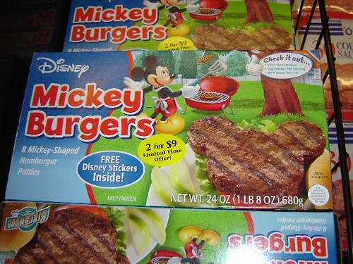Mickey Burgers.