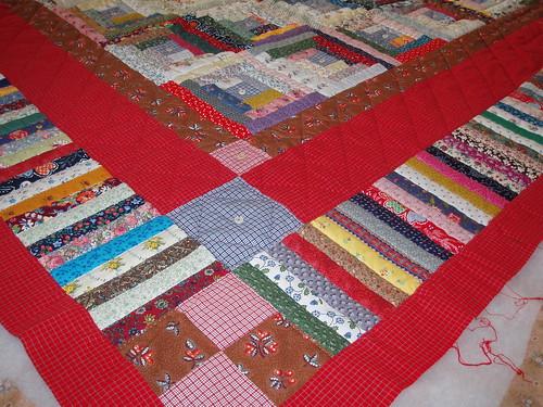 corner quilt