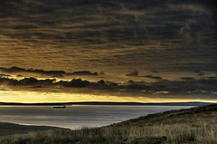 Scapa Flow (bgladman) Tags: travel sunset sky nature water clouds landscape atardecer photography golden photo orkney nikon scenery stock scenic escocia explore nikkor schottland laluz scapa scozia cosse scapaflow    laslucesdelatardecer brendangladman