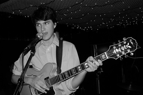 Vampire Weekend at Cake Shop CMJ 2007