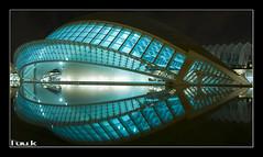 Valencia (L uu k) Tags: valencia architecture design spain ciudad calatrava macaw sciencias vnmc