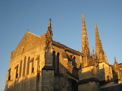 La cathedrale de Bordeaux