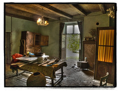 Room in an ancient abandoned farmhouse in France (Humandecoy - back) Tags: france farmhouse 500v20f soe hdr ferme charente excellence 50faves 3exp flickrsbest golddragon shieldofexcellence anawesomeshot superbmasterpiece infinestyle goldenphotographer champagnemouton diamondclassphotographer megashot amazingamateur overtheexcellence theperfectphotographer damncoolphotographers frenchinterior bestofflickrsbest absolutegoldenmasterpiece