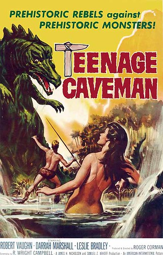 Teenage Caveman 1958