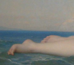 Venus' feet