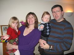 Family - before the party