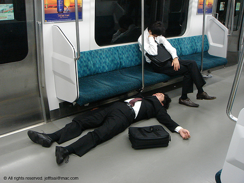 The Art of Extreme Sleeping! 2092390485_4b54b01fec