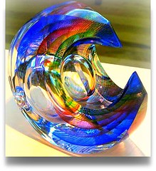 art in glass at its finest: from a friend's collection