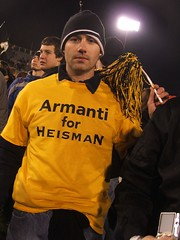 Armanti for Heisman is right!