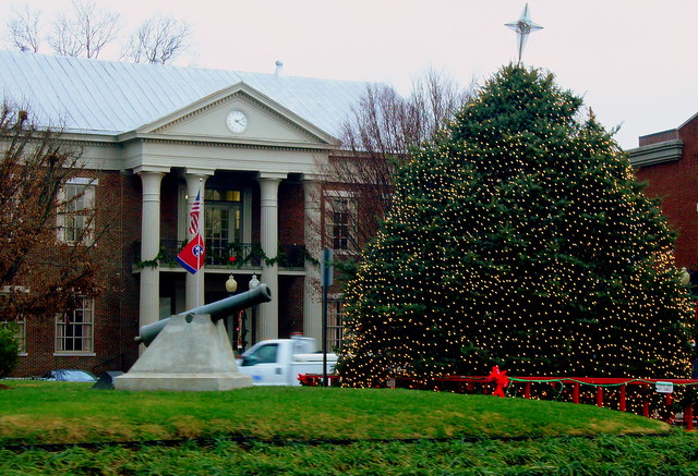 a Williamson County Christmas