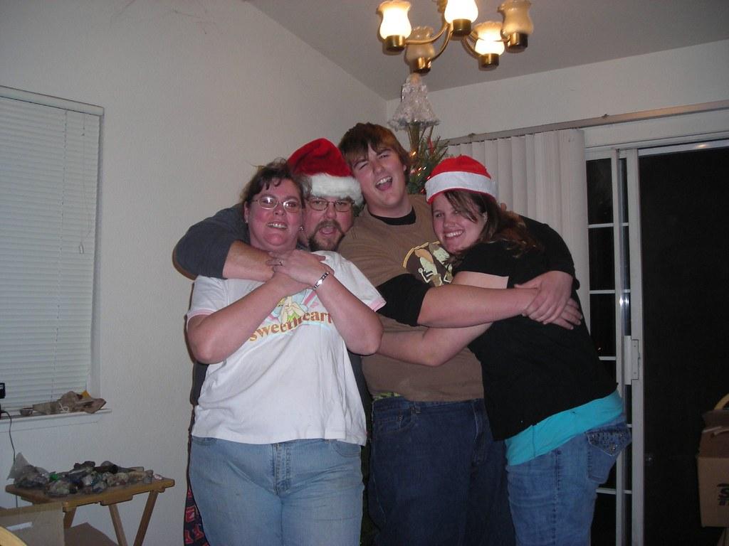 Ma, Pa, and the Kids