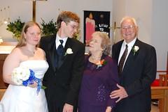 AJ, Molly, Grandparents